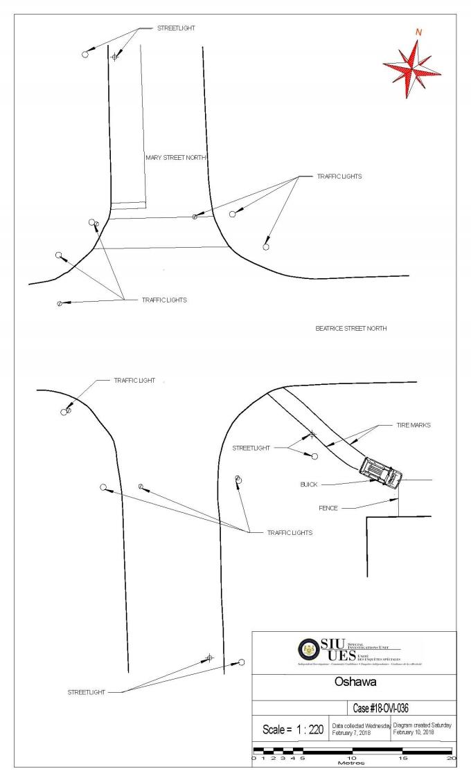 Ambulance Damage Diagram