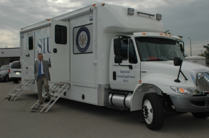 The Mobile Command Unit